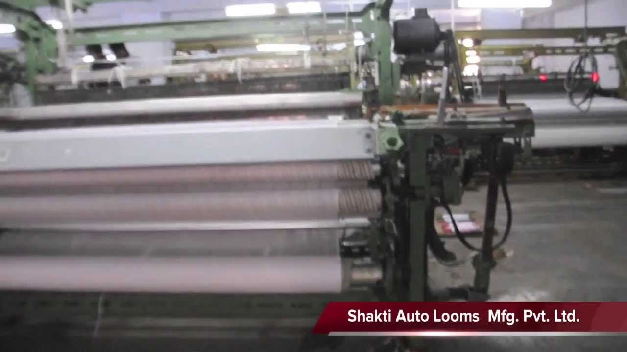 Shakti 2500 - Semi Automatic Under Pick Loom