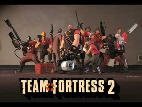 Team Fortress 2 Music- 'Rocket Jump Electro'