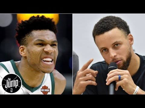 Giannis is the 2019-20 NBA MVP favorite, but five others have strong odds   The Jump