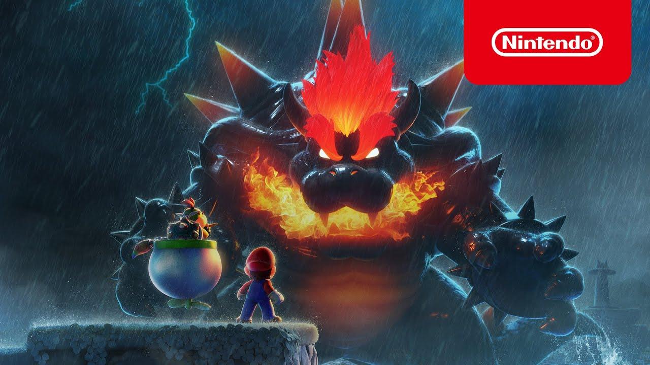 Download Super Mario 3D World + Bowser's Fury – ¡La fuerza de Bowser Furioso! (Nintendo Switch)