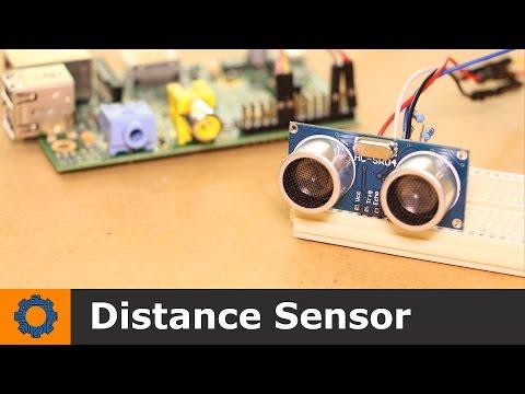 Raspberry Pi - Distance Sensor