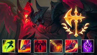 Aatrox Rework Montage #2 - Best Aatrox Plays 2018