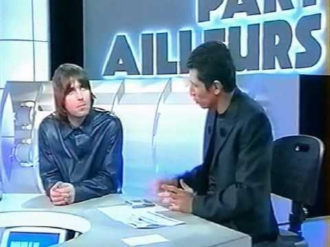 Liam Gallagher Intervista Canal  Febbraio 2000