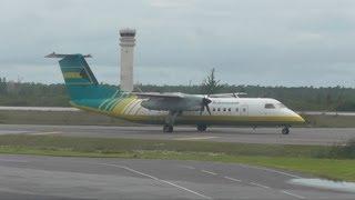 видео Аэропорты Багамских островов
