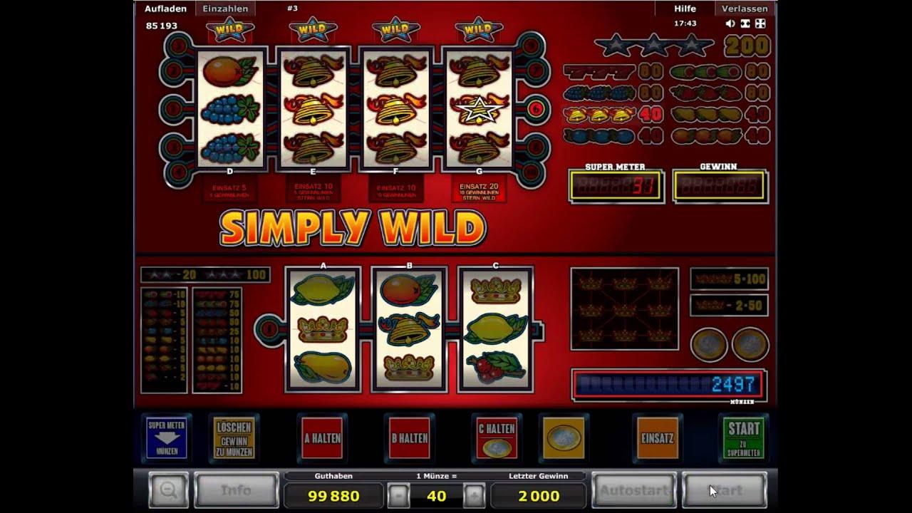 Wild Safari Novoline Kostenlos Spielen