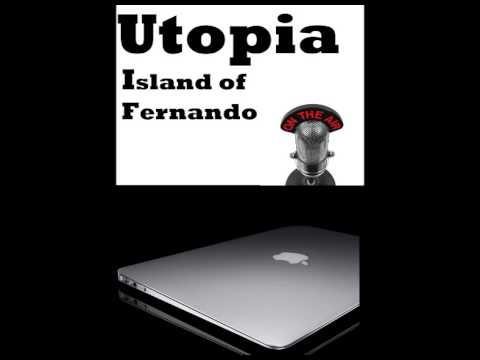 Tom Marsden podcast island of fernando