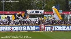 VfB Auerbach - FC Carl Zeiss Jena 1:4 (0:2), Regionalliga Nordost, 28. Spieltag