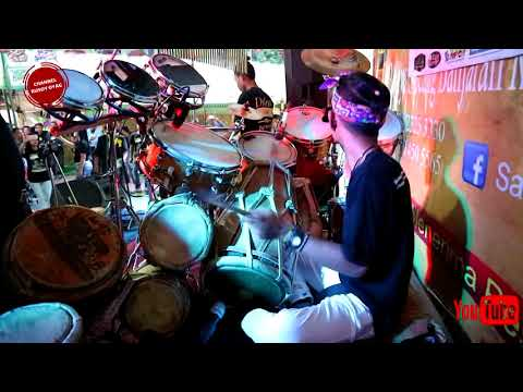 Live Perfom Rusdy Oyag Percussion