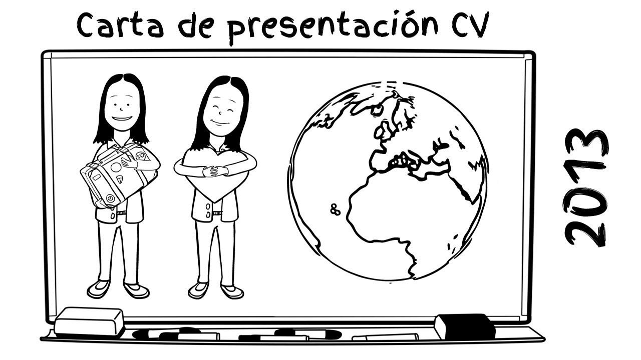 Vídeo-carta de presentación: destaca tu CV (vídeo pizarra