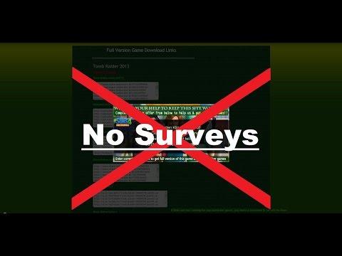 Surveys Umgehen [NO DOWNLOAD]