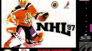 NHL 97 (Super Nintendo)