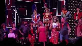 Billy Porter's Final Bow in KINKY BOOTS