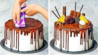 30 ไอเดียการตกแต่งเค้กที่แสนง่ายดาย