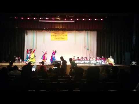 Mahalaya: celebration of Durga Puja 2015, at Columbus, Ohio