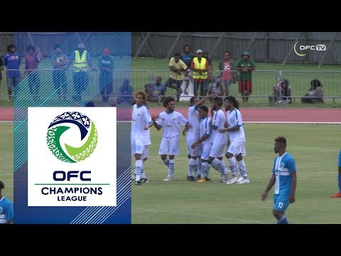 2019 OFC CHAMPIONS LEAGUE | GROUP A | Highlights | Malampa Revivors FC v Hienghene Sport