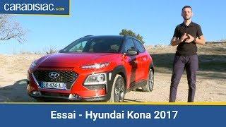 Essai Hyundai Kona 2017 t as le look coco