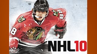NHL 10 Gameplay Finals Flyers Blackhawks PS3 {1080p 60fps}