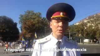 У центрі Львова виступив духовий оркестр Національної гвардії України(, 2016-08-29T04:39:52.000Z)