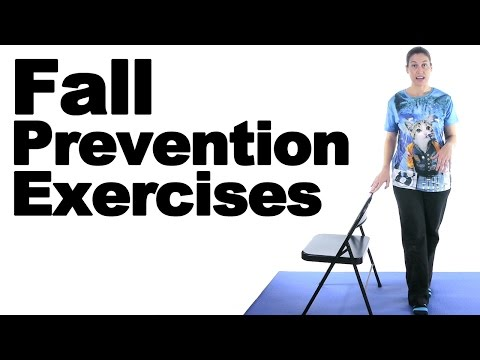 Fall Prevention Exercises Ask Doctor Jo