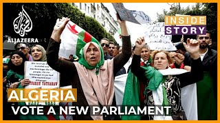Will Algeria's election make a difference? | Inside Story