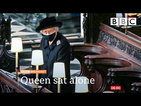 Prince Philip's funeral: The Queen and nation bid farewell @