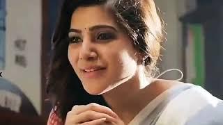 Kannu athu pannu mathiri video song in samantha version