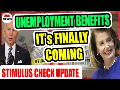 🔴 UNEMPLOYMENT BENEFITS ! IT's FINALLY COMING ! STIMULUS CHECK UPDATE | SEP 6
