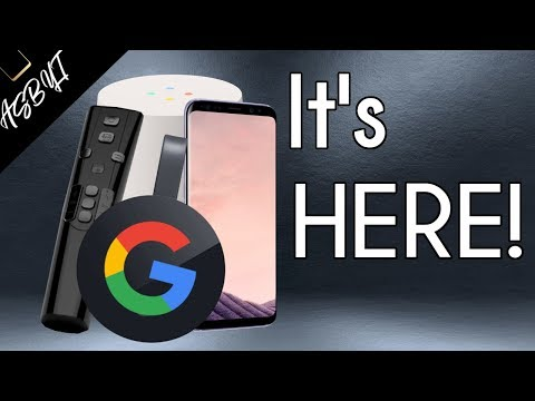 Google's NEW Android Device Is HERE! (2018)