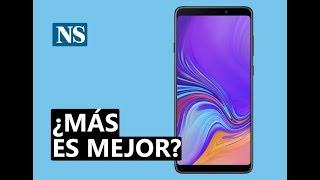 Ventajas y desventajas del Samsung Galaxy A9