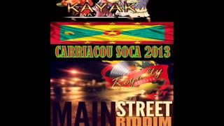 MR LEGS - CARIBBEAN GIRLS - MAIN STREET RIDDIM - CARRIACOU / GRENADA SOCA 2013