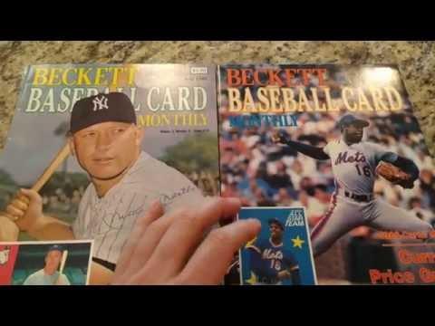 Beckett Baseball Card Monthly