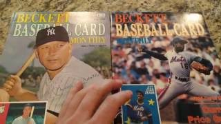 Beckett Baseball Card Monthly