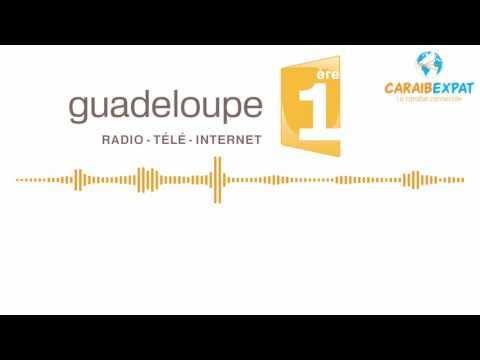 Caraibexpat sur Guadeloupe 1ère radio - février 2017