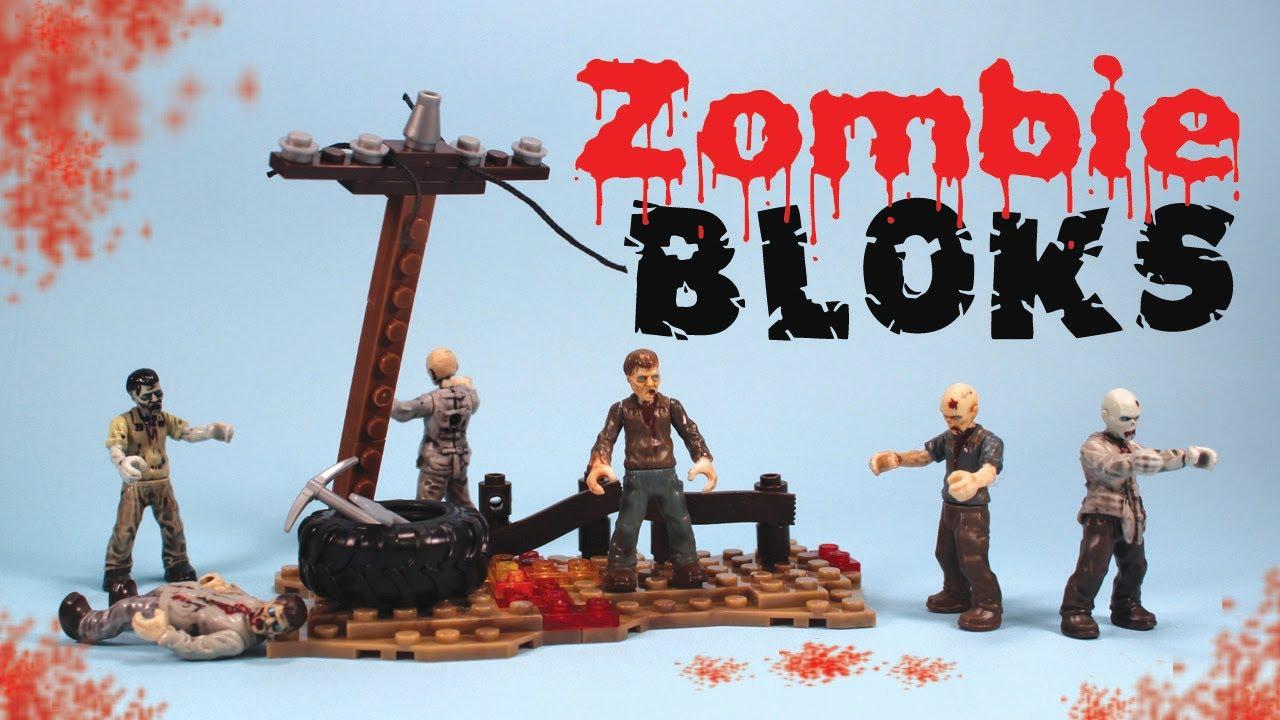 Zombie Toys R Us : Call of duty mega bloks zombie horde mini figures