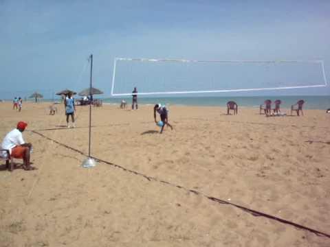 Benin Beach Tour Grand-Popo 2009 (Difficultés du sable)