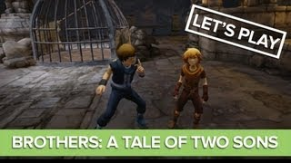 Let's Play Brothers A Tale of Two Sons - Brothers Gameplay Xbox 360
