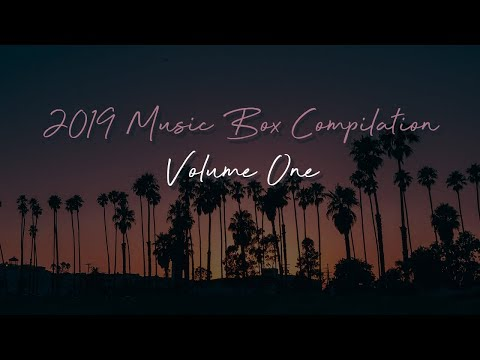 Best Of 2019 K-Pop: Music Box Compilation | Volume 1 | Sleep Study Lullaby Playlist