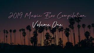 2019 K-Pop Music Box Compilation | Volume 1 | Sleep Study Lullaby Playlist