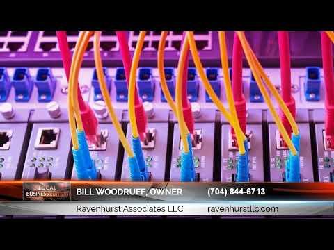 Bill Woodruff, Owner, Ravenhurst Assoc  LLC  Excellent Tips  Finding the Best Telecom Professional