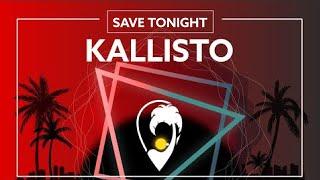 Kallisto - Save Tonight [Lyric Video]