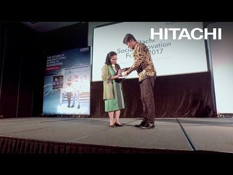 Hitachi Social Innovation Forum 2017 JAKARTA - Hitachi