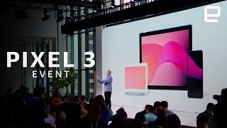 Google Pixel 3 event in under 10 minutes