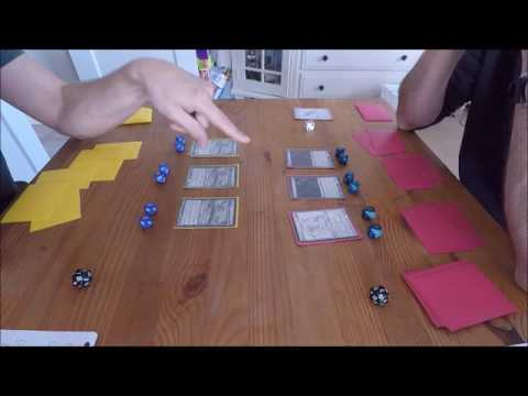 Play-Testing Nevera Duels 2: Learning Curve