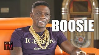 Boosie on Getting His Kids a Jaguar, Audi & Porsche When They Turned 16 (Part 1)