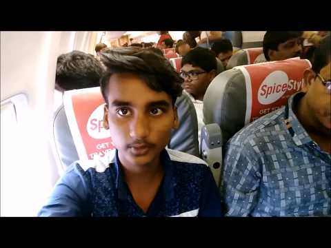 HOW TO TRAVEL FIRST TIME IN FLIGHT ✈ MY JOURNEY (BANGALORE TO KOLKATA)