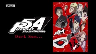 Watch Persona 5 the Animation TV Specials Anime Trailer/PV Online