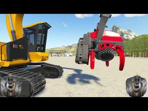 How To Setup Dual Joysticks ✔ Farming Simulator 2019 ✔ FDR Logging ✔ FDR Logging