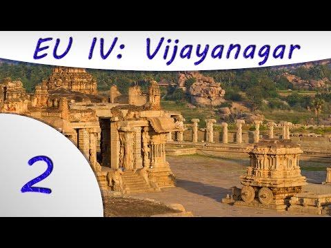Europa Universalis IV -2- Vijayanagar - Mare Nostrum