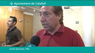 Eleccions Municipals 2011 a Calafell