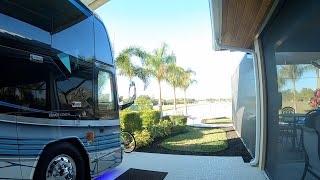 THE MOST EXCLUSIVE RV RESORT I HAVE SEEN-RIVER LANDINGS MOTORCOACH RESORT